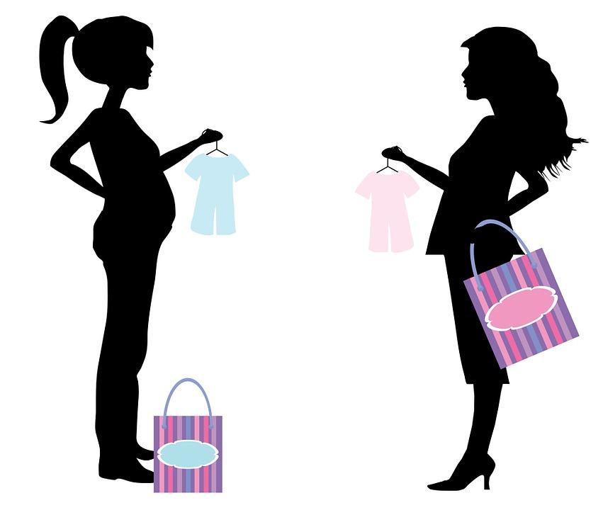 shopping per la baby