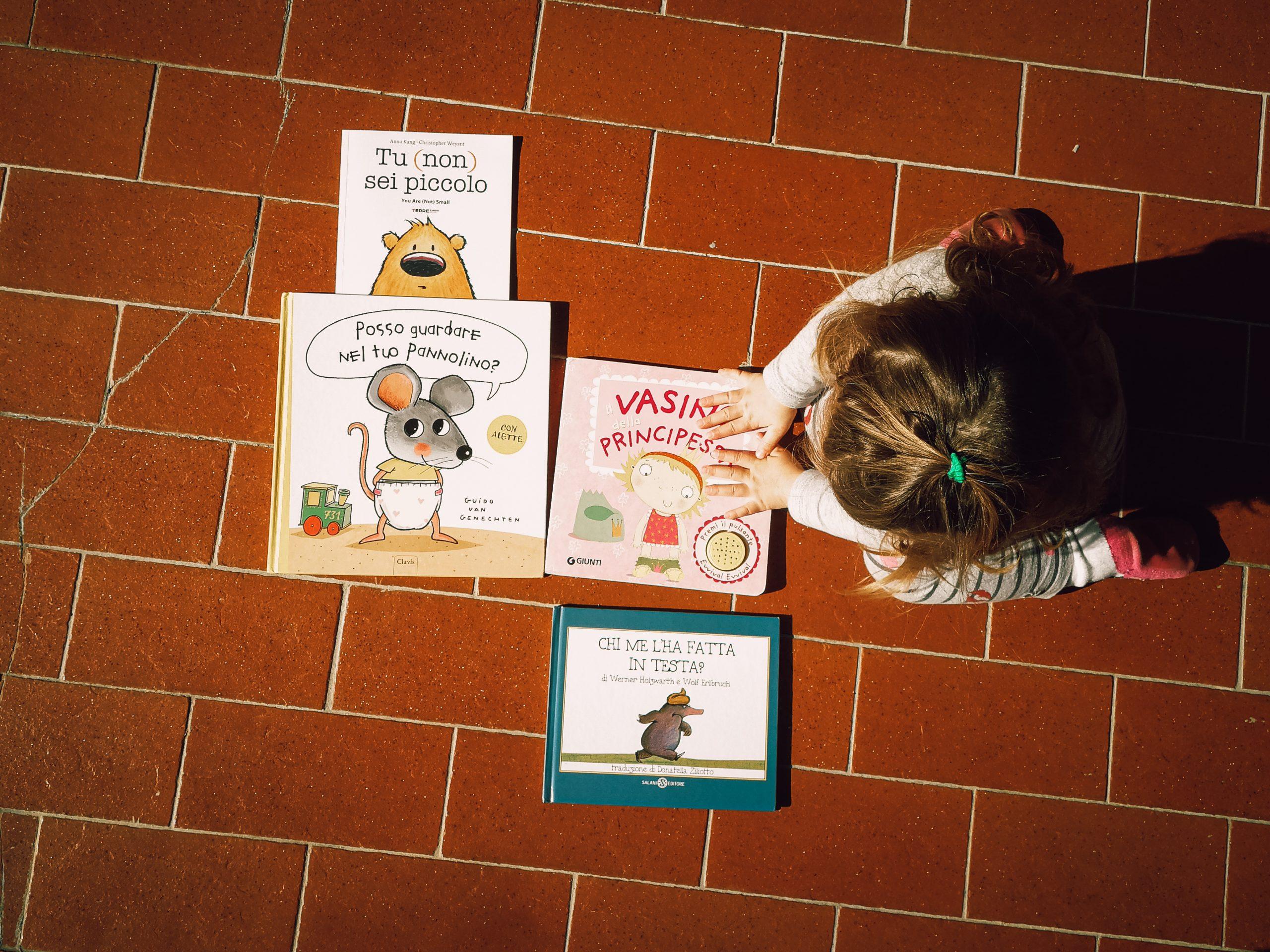 libri per lo spannolinamento